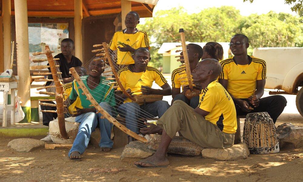 Cultural Tour Murchison Falls